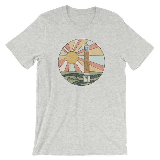 The Denny Chimes Sunset | Tee
