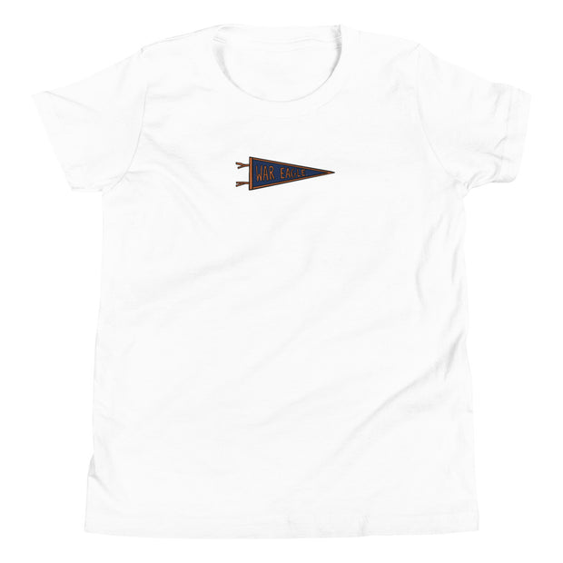 The Auburn Pennant | Youth Tee