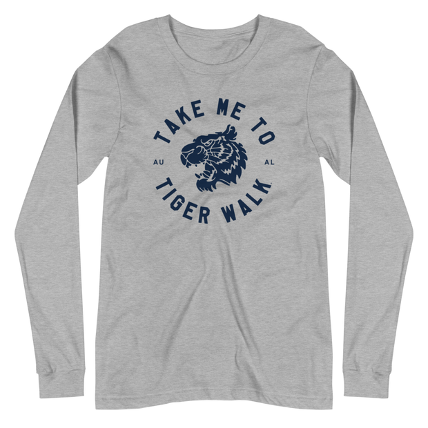 The Take Me To Tiger Walk | Long Sleeve Tee