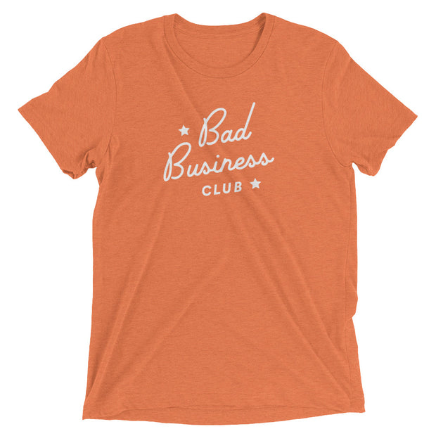 The Bad Business Club | Triblend Tee