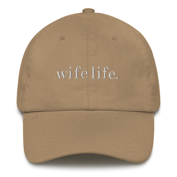 The Wife Life | Dad Hat