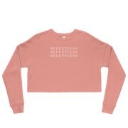 The Relentless | Crop Sweatshirt