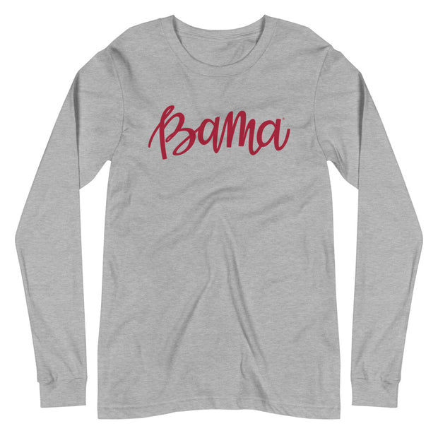The Bama | Long Sleeve Tee