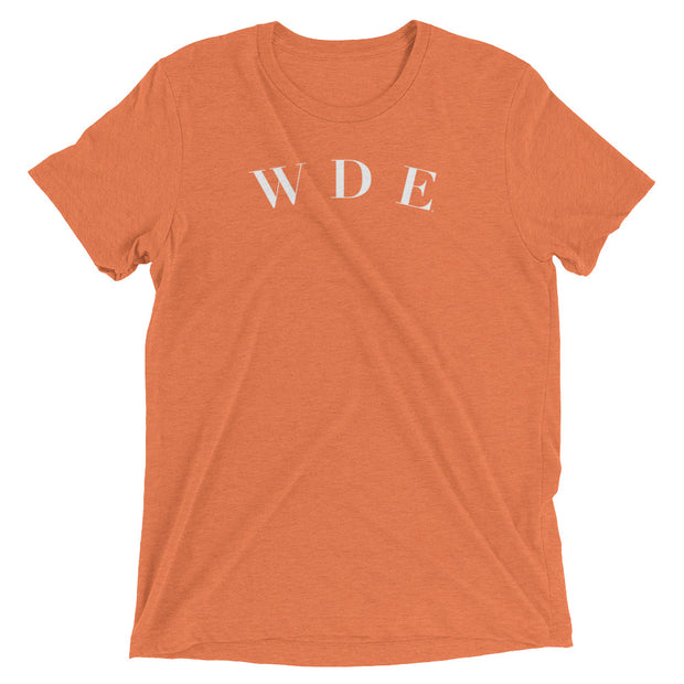 The WDE | Triblend Tee