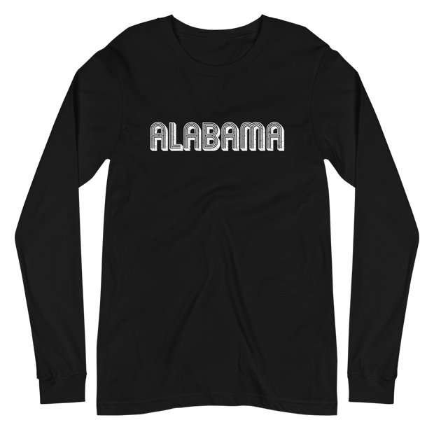 The Alabama Vintage | Long Sleeve Tee