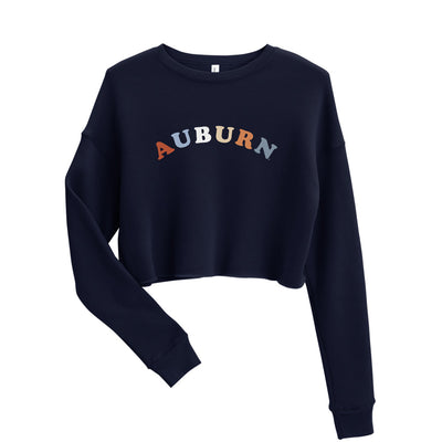The Auburn Arch | Crop Sweatshirt