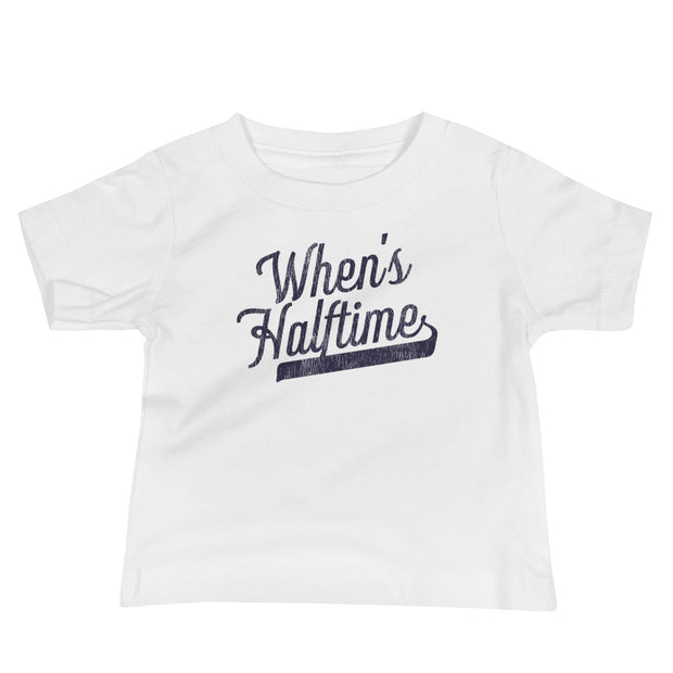 The When's Halftime | Baby Tee