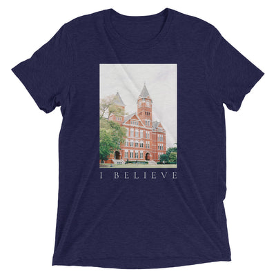 The I Believe | Triblend Tee