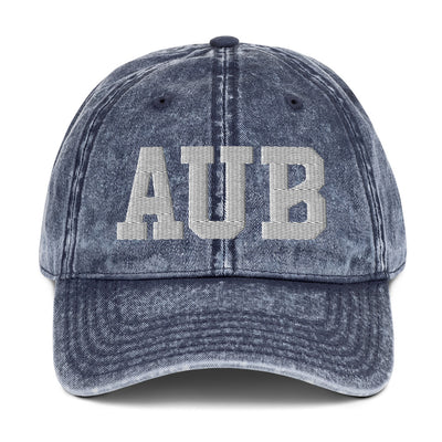 The AUB | Distressed Hat