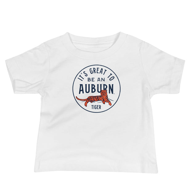 It's Great to Be an Auburn Tiger | Baby Tee