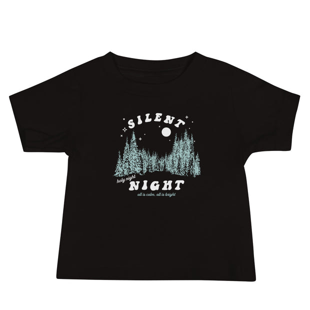 The Silent Night | Baby Tee