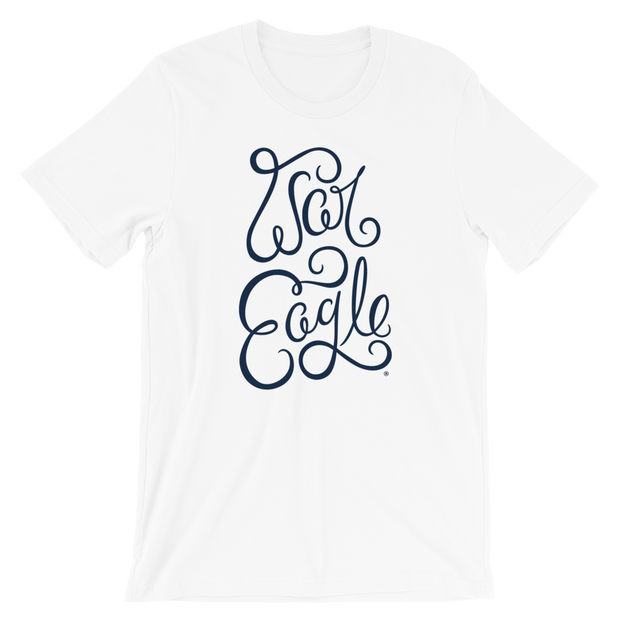 The War Eagle Script | Tee