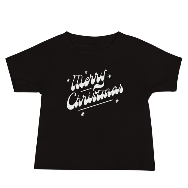 The Merry Christmas | Baby Tee
