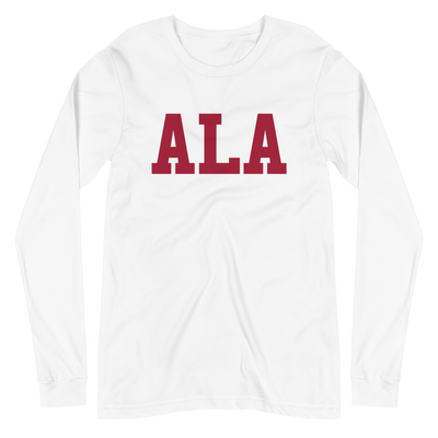 The ALA | Long Sleeve Tee