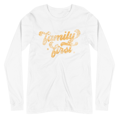 The Family First | Long Sleeve Tee