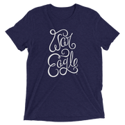 The War Eagle Script | Triblend Tee
