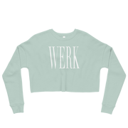 The Werk | Crop Sweatshirt
