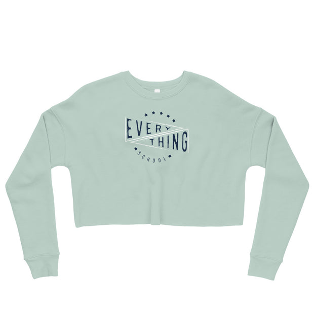 The Everything School | Crop Sweatshirt
