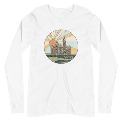 The Samford Sunset | Long Sleeve Tee