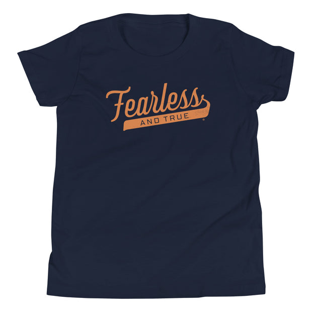 The Fearless & True | Youth Tee
