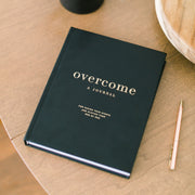 The Overcome Journal | For facing your giants and slaying them one by one