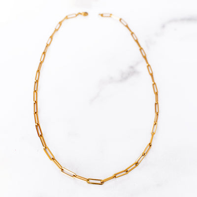 The Paper Clip | Necklace