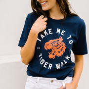 The Take Me To Tiger Walk | Tee