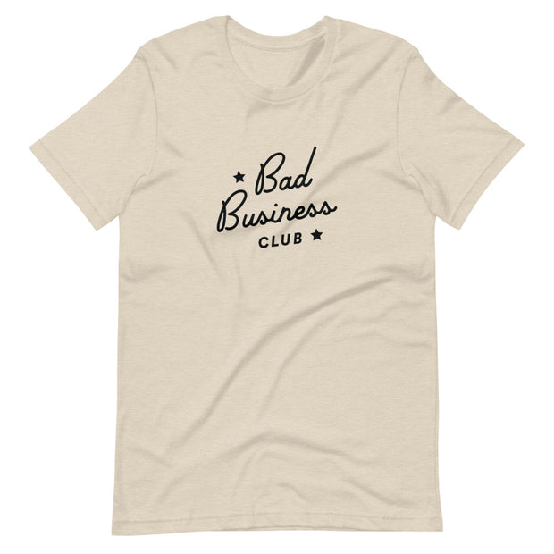 The Bad Business Club | Tee