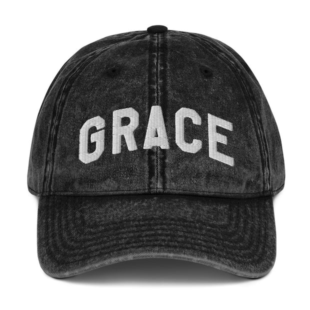 The Grace | Vintage Hat