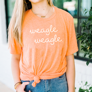 The Weagle Weagle | Triblend Tee
