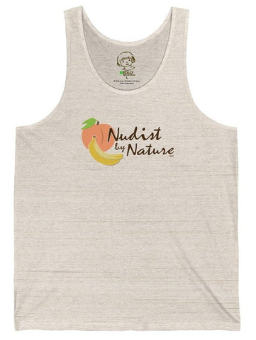 Nudist by Nature Tank Top
