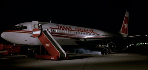 Airplane! Movie Trans American Shirt