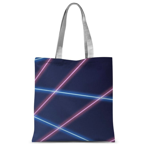 Laser Beams Picture day 1992 - Tote Bag - Polly and Crackers