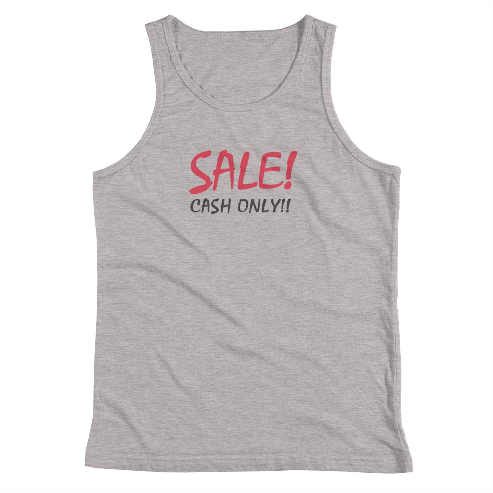 Sale! Cash Only!! - Kids Tank Top - Kids Tank Top - Polly and Crackers Apparel