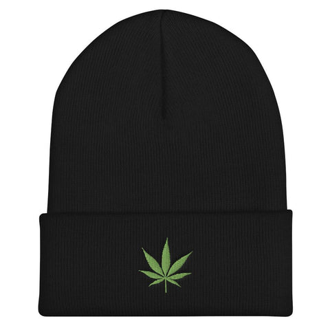 Weed - Knit Beanie