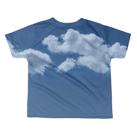 Clouds - Toddler Shirt - Polly and Crackers