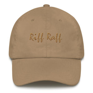 Riff Raff - Embroidered Hat ,  , Polly & Crackers Apparel