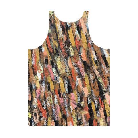 Peacock - Sublimation Tank