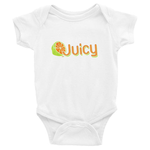 Juicy - Baby Onesie - Polly and Crackers