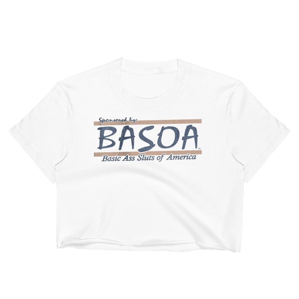 Basic Ass Sluts - Crop Shirt