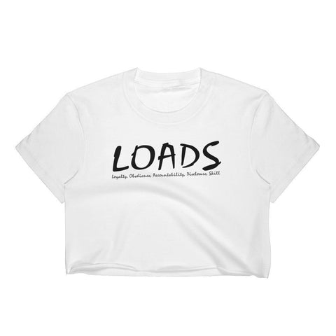 LOADS - Crop Shirt - Polly and Crackers