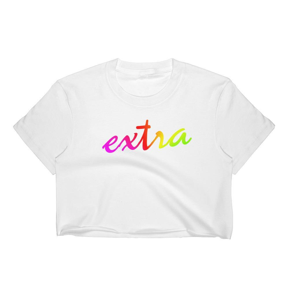 Extra - Crop Shirt - Polly and Crackers