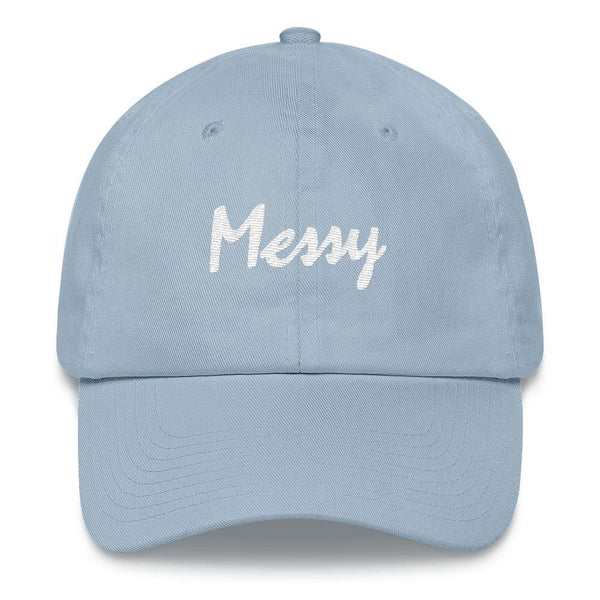 Messy - Embroidered Hat - Polly and Crackers
