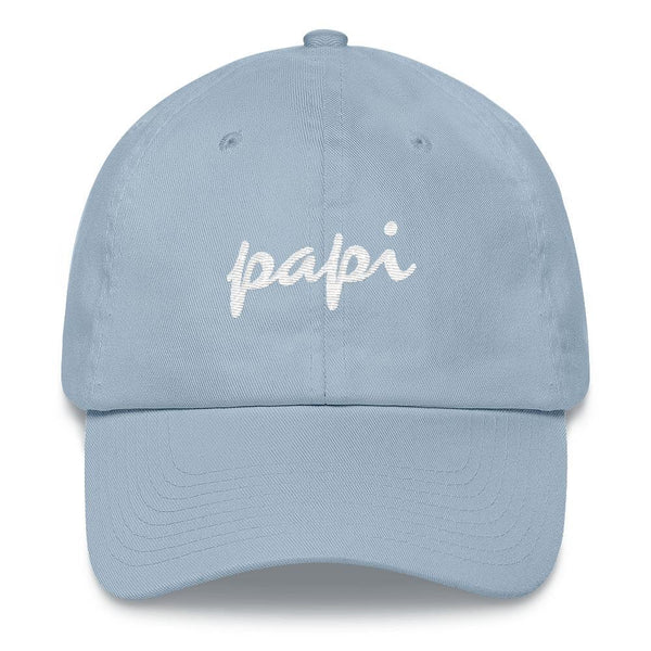 Papi - Embroidered Hat