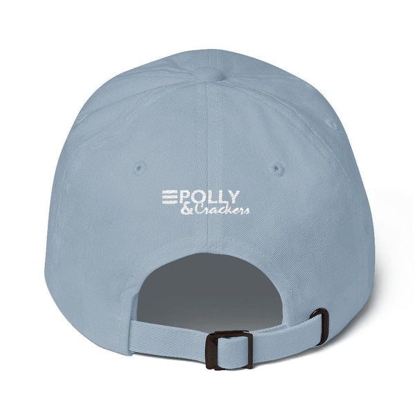 Polly & Crackers Hat Age Fluid - Embroidered Dad Hat