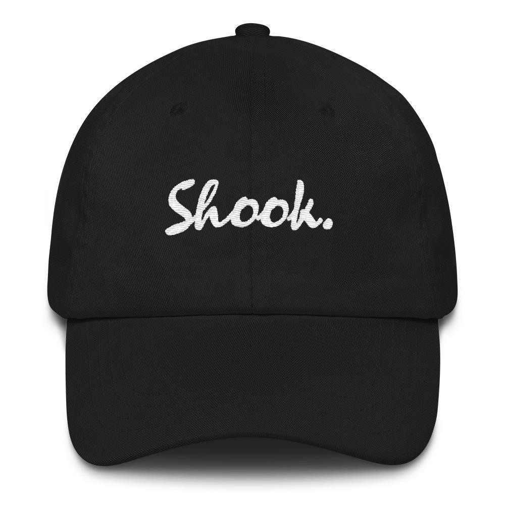 Shook - Embroidered Hat