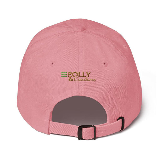 Polly & Crackers Hat Blunt Life - Embroidered Hat