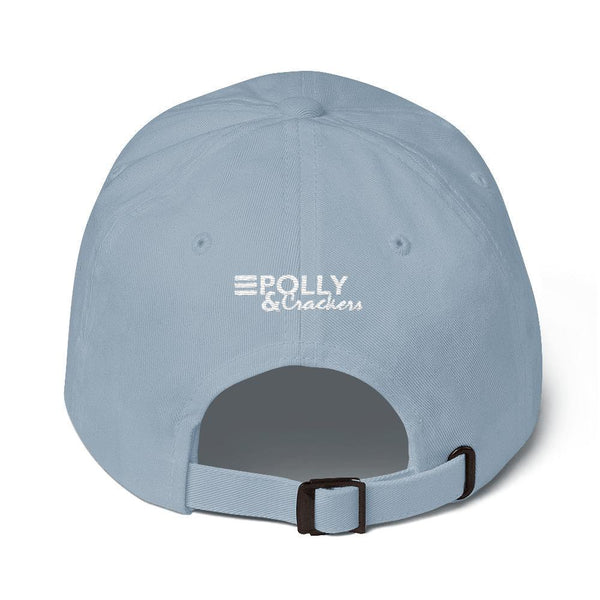 Leavin' It - Embroidered Dad Hat - Polly and Crackers