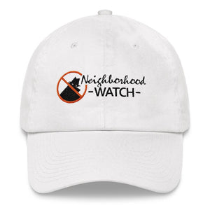Neighborhood Watch - Embroidered Hat , Hat , Polly & Crackers Apparel