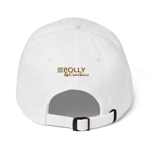 No Babies, Just Puppies - Embroidered Hat , Hat , Polly & Crackers Apparel